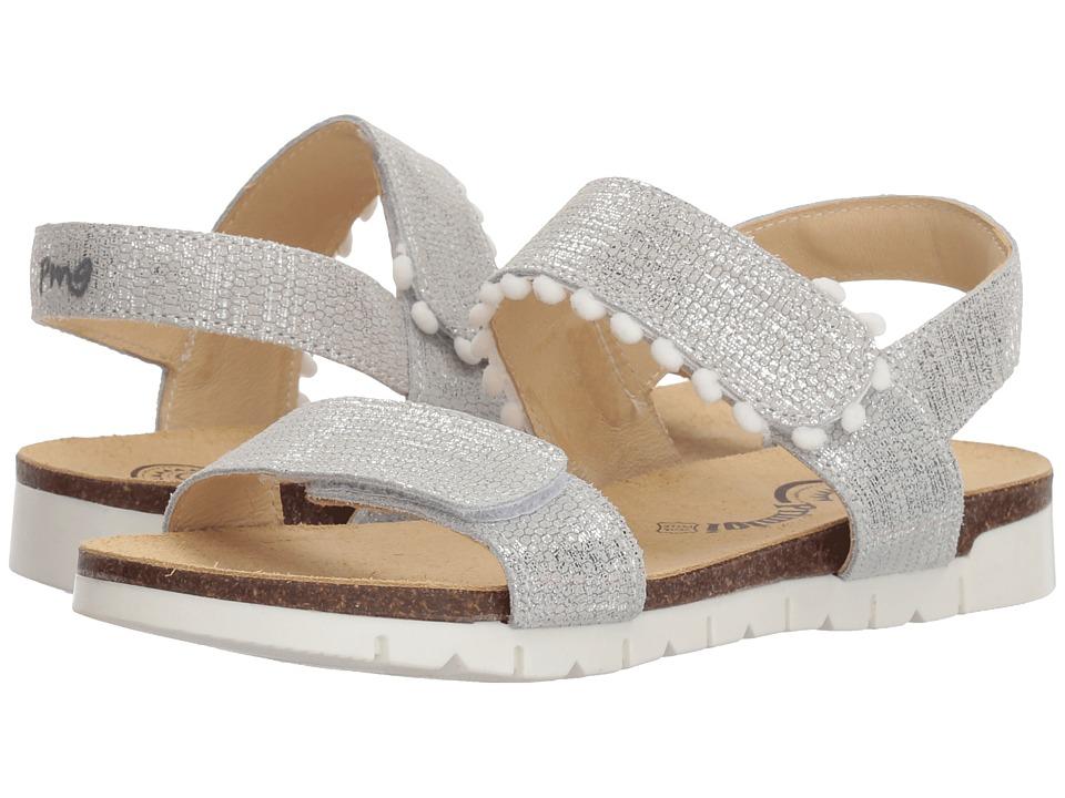 Primigi Kids - PFN 14294 (Little Kid/Big Kid) (Silver) Girls Shoes