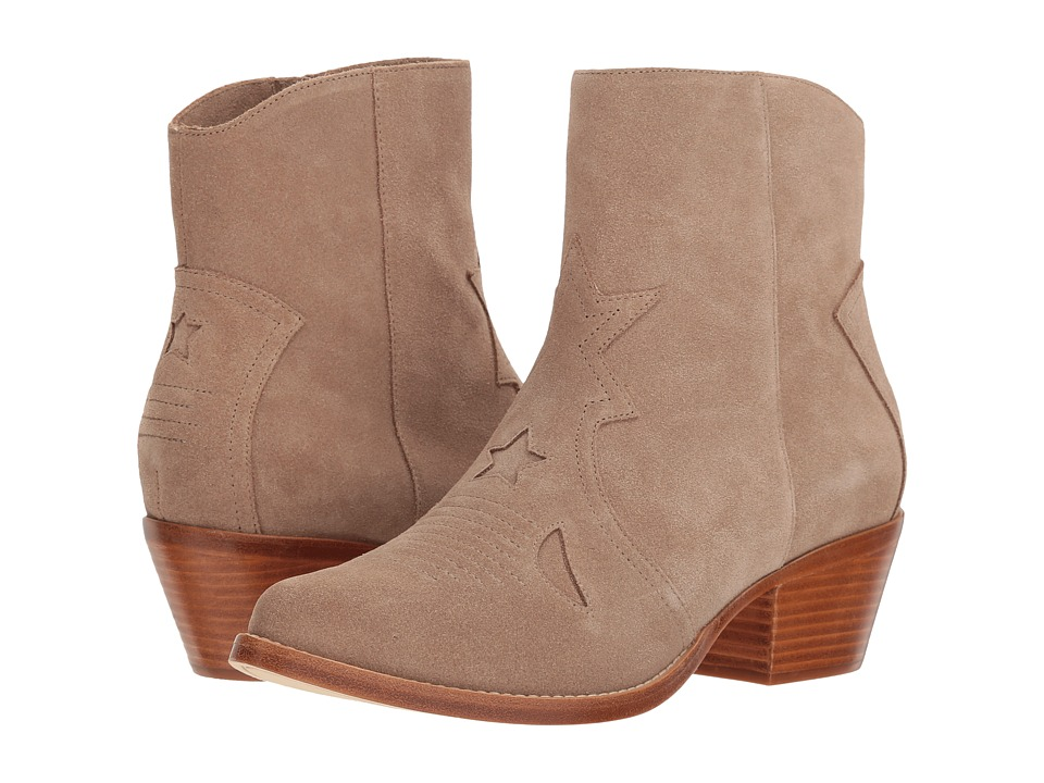Joie Perpetua (Fog Calf Suede) Women's Pull-on Boots