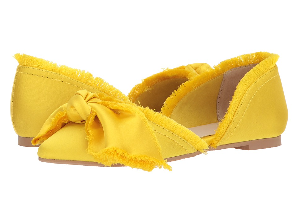 Seychelles Bed Breakfast (Yellow Satin) Women
