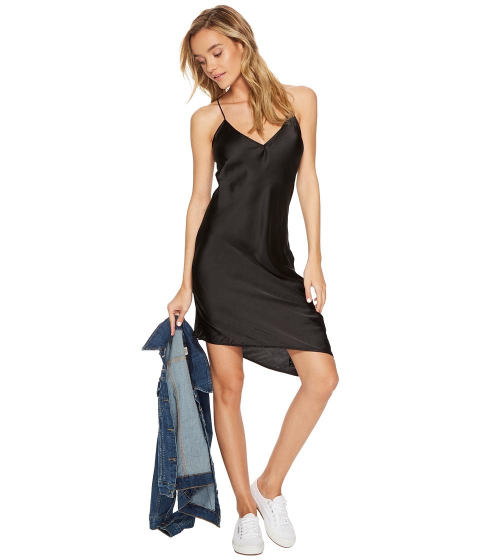 Volcom GMJ Slip Dress (Black) Women