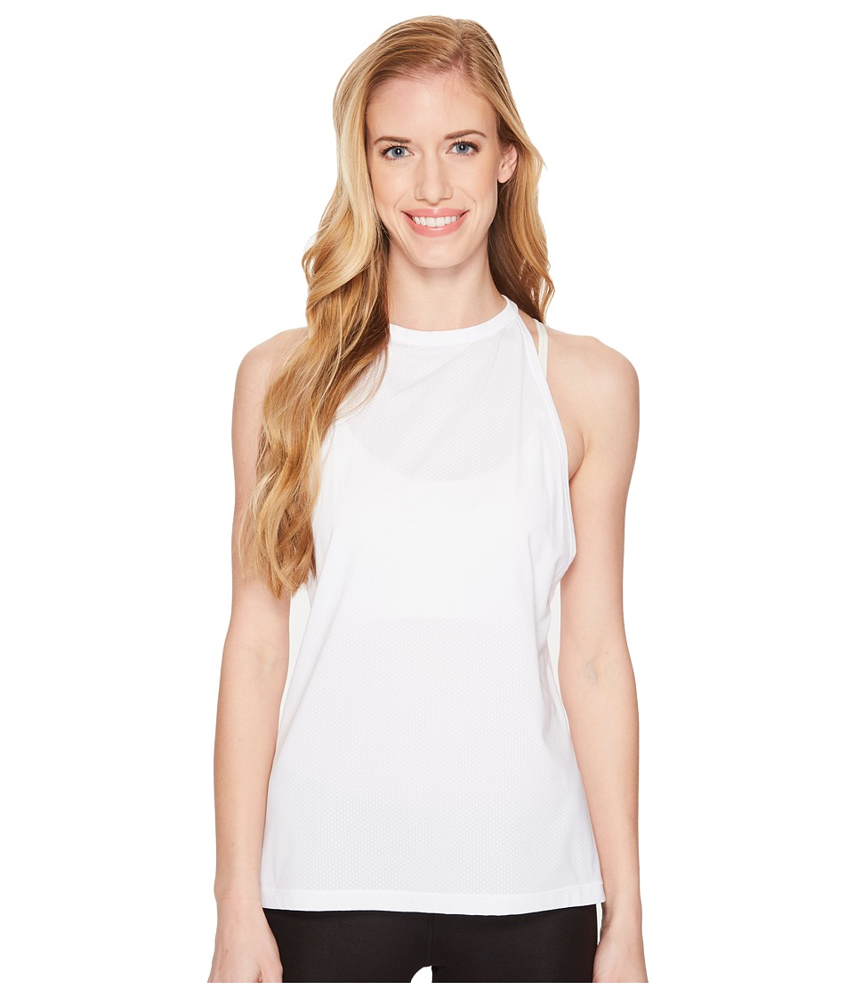 Lorna Jane Radiant Active Tank Top (White) Women