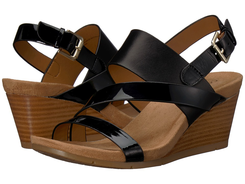 Comfortiva Vail (Black) Wedges