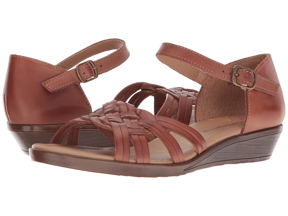 Comfortiva Fortune (Rust) Wedges
