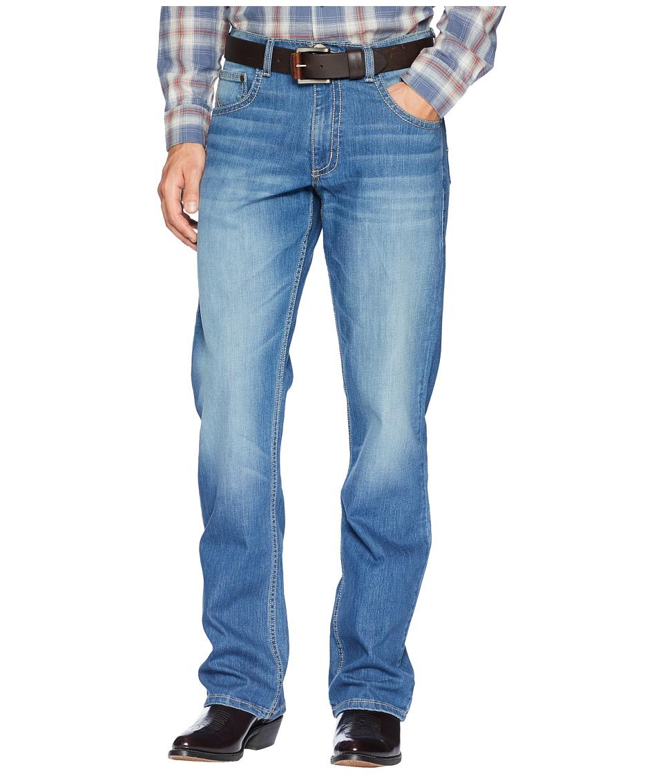 Wrangler - Vintage Bootcut Slim Fit 20X Jeans (Concord) Mens Jeans