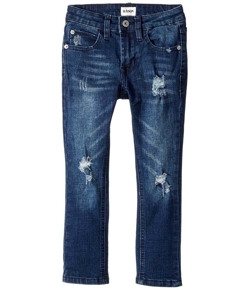 Hudson Kids Jude OG Skinny Five-Pocket Jeans in Storm (Toddler/Little Kids/Big Kids) (Storm) Boy