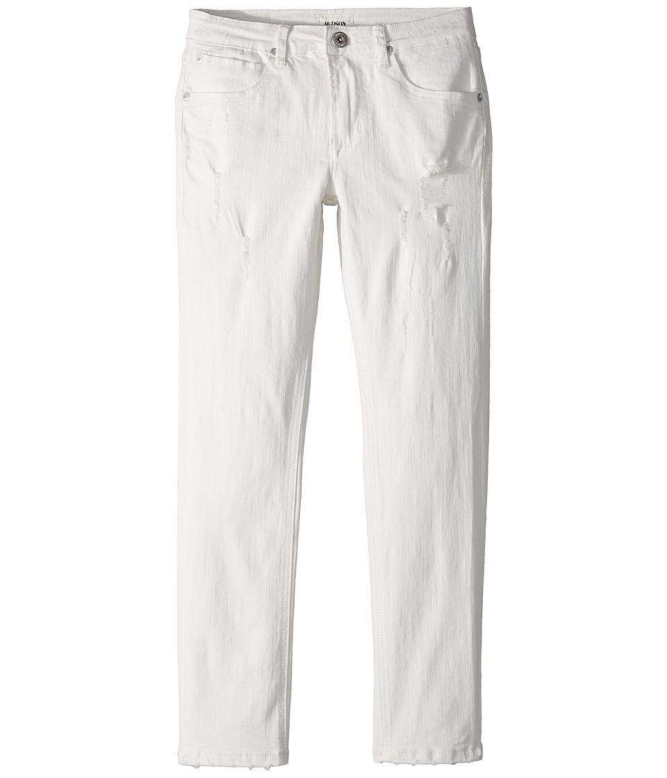 Hudson Kids Jagger Slim Straight Five-Pocket Jeans in Washed Out (Big Kids) (Washed Out) Boy
