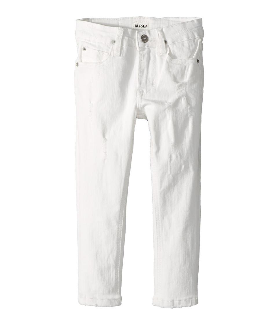 Hudson Kids Jagger Slim Straight Five-Pocket Jeans in Washed Out (Toddler/Little Kids/Big Kids) (Washed Out) Boy