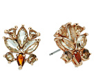 Vince Camuto Stone Cluster Stud Earrings