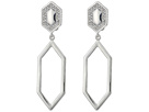 Vince Camuto Hidden Details Clip Drop Earrings
