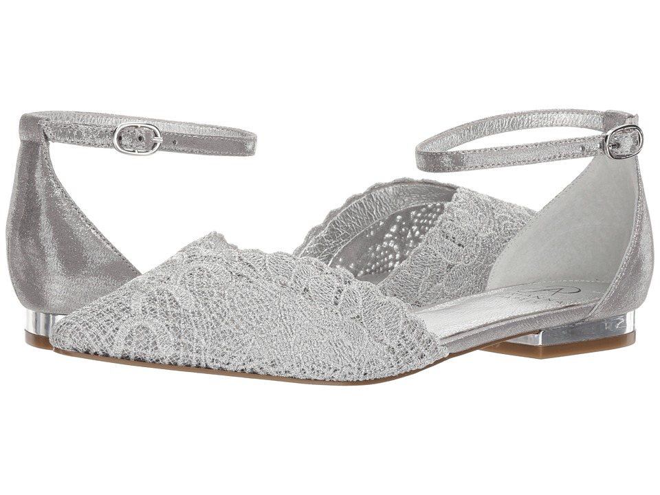 Adrianna Papell Trala (Silver) 1-2 inch heel Shoes