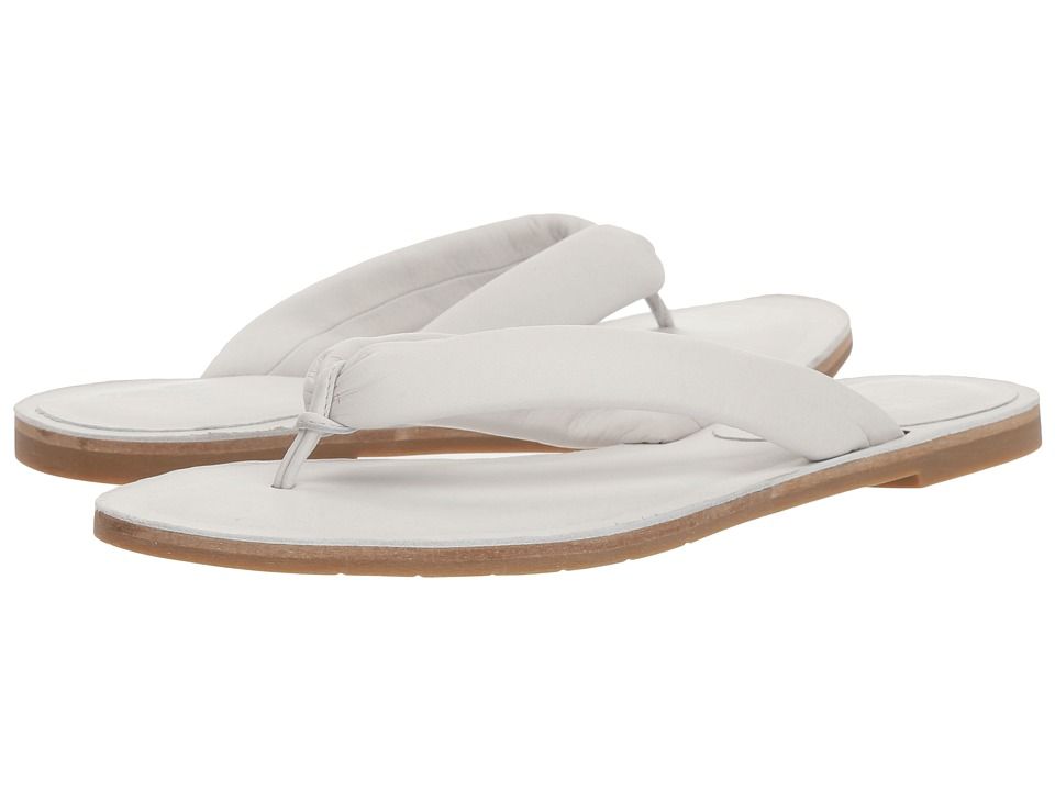 Eileen Fisher Flue (White Washed Leather) Women