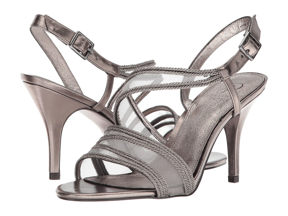 Adrianna Papell - Adelphi (Gunmetal Metallic Rope) Womens Shoes
