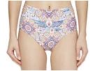 Luli Fama Azucar Delicia Braided Sides High Waist Bikini Bottom