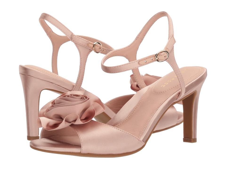 Taryn Rose - Jacklyn (Blush Satin) High Heels