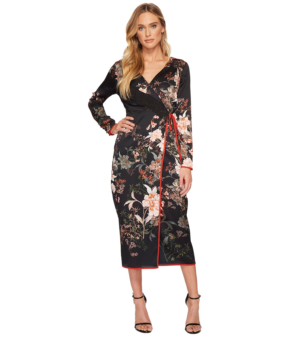 Adelyn Rae - Rosanna Wrap Dress