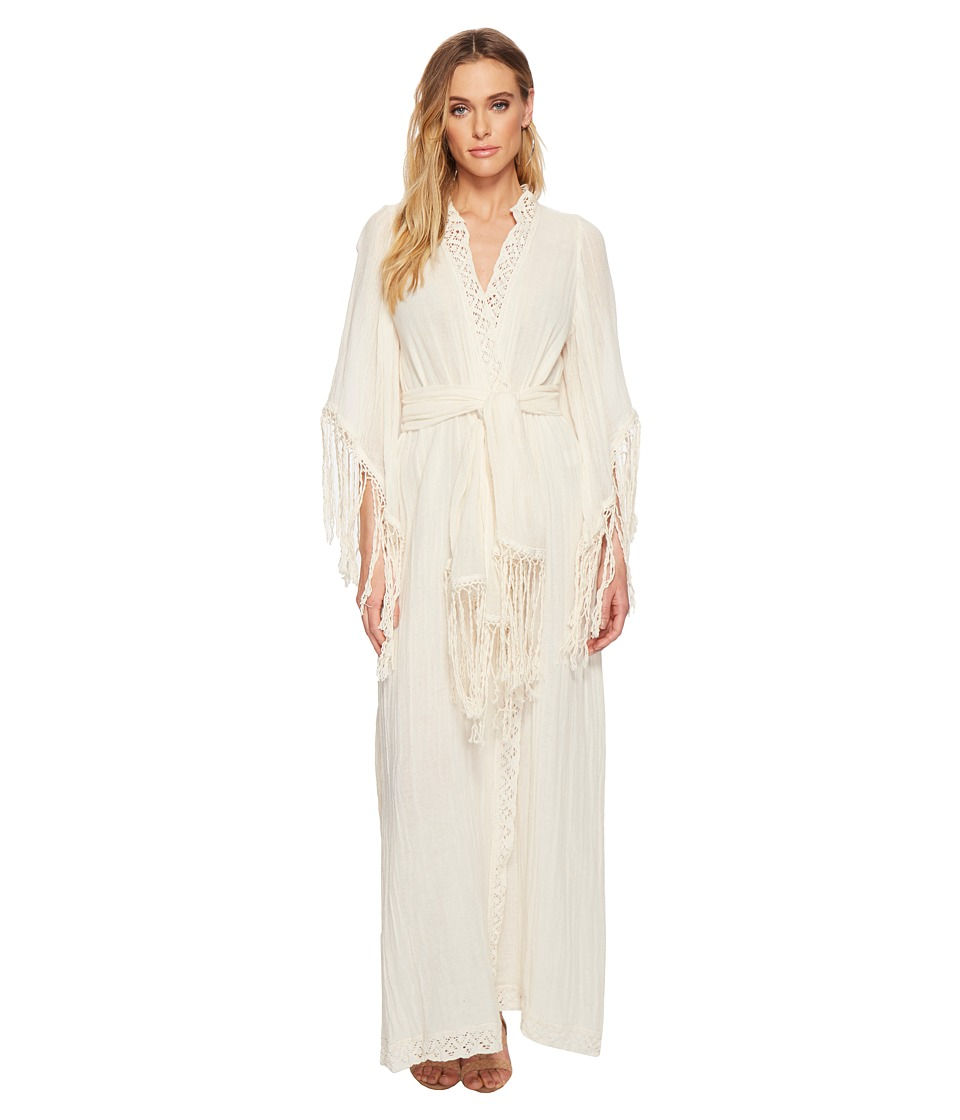Jens Pirate Booty - Phoenix Robe Maxi Dress (Natural) Womens Dress