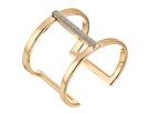 Vince Camuto Rose Gold Pave T Cuff Bracelet