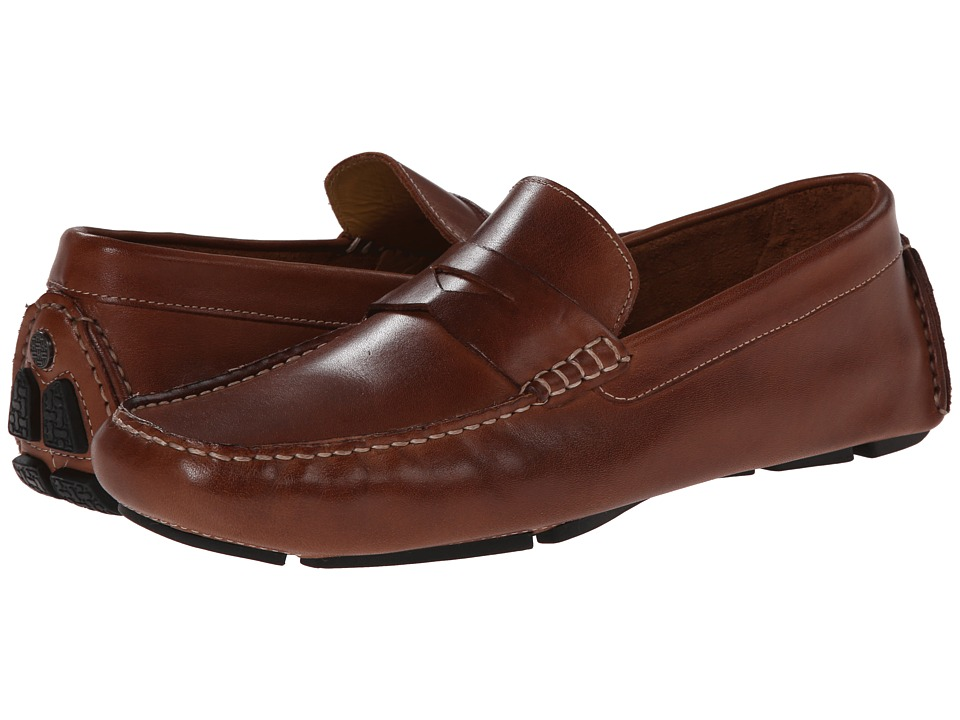 Cole Haan - Howland Penny (Saddle Tan) Mens Slip-on Dress Shoes