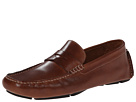 Cole Haan - Howland Penny (Saddle Tan) - Footwear