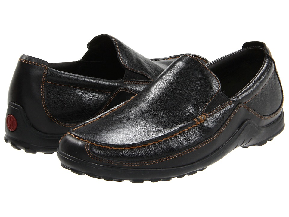 Cole Haan - Tucker Venetian (Black) Mens Slip-on Dress Shoes