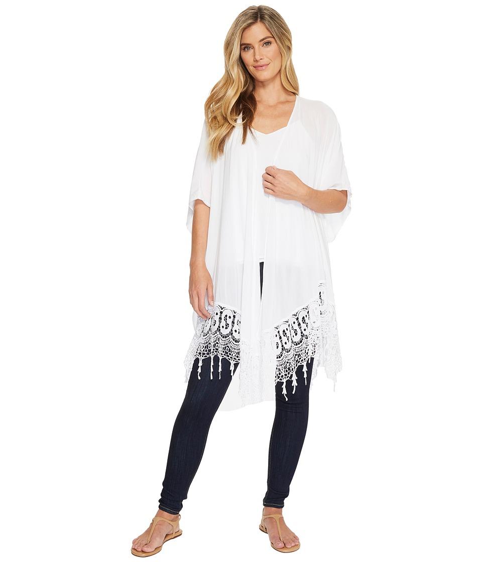 XCVI Tilde Top (White) Women's Blouse