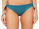 Luli Fama Havana Nights Cayo Hueso Bandana Tie Reversible Seamless Moderate Bikini Bottom