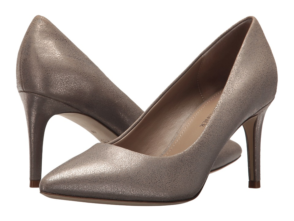 Donald J Pliner - Ibby (Light Pewter) Womens Shoes