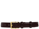 Cole Haan - Webster Belt (Cordovan) - Apparel