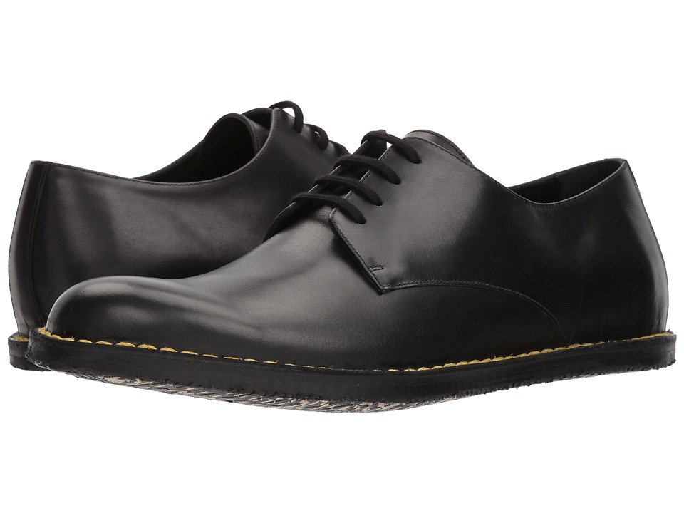MARNI - Crepe Sole Oxford (Black) Mens Shoes