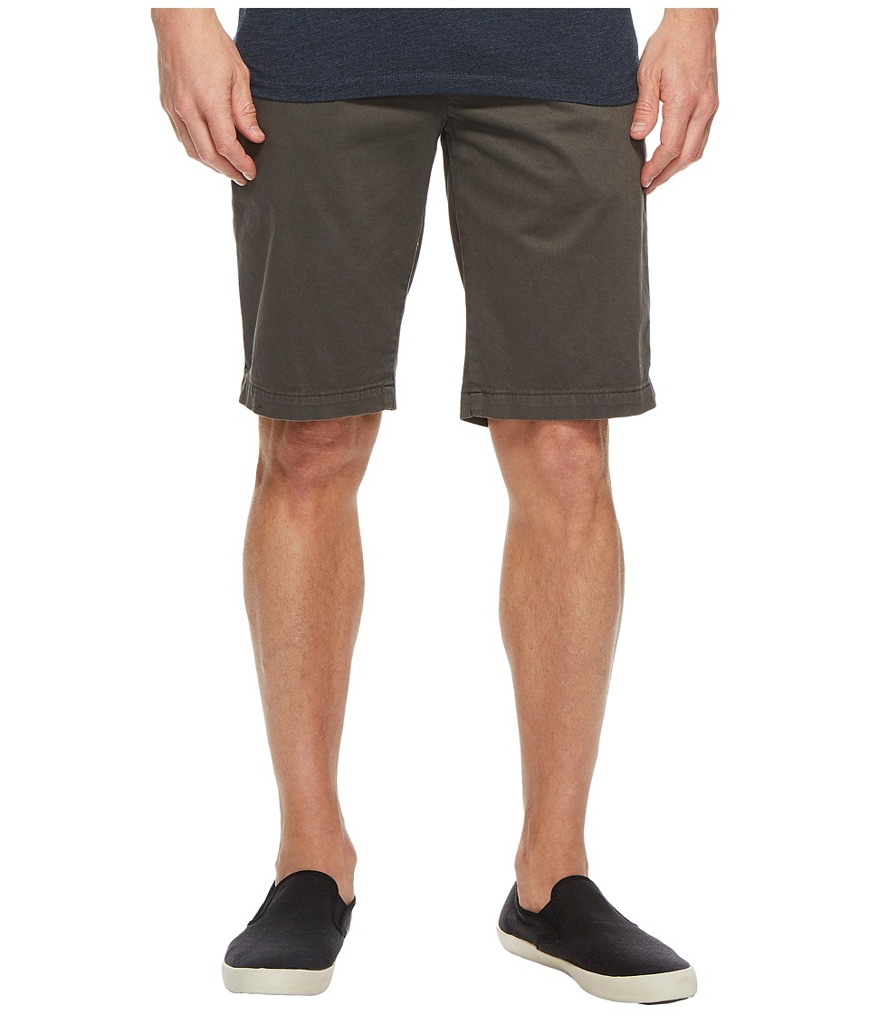 AG Adriano Goldschmied - Griffin Shorts in Sulfur Smoke Grey (Sulfur Smoke Grey) Mens Shorts
