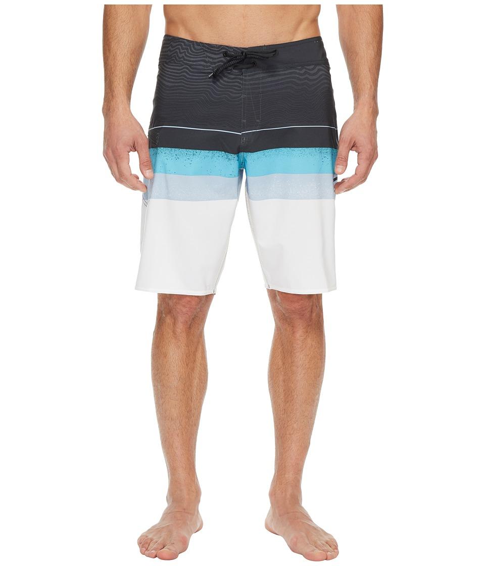 Volcom Lido Liney Mod 21 Boardshorts (Ice) Men