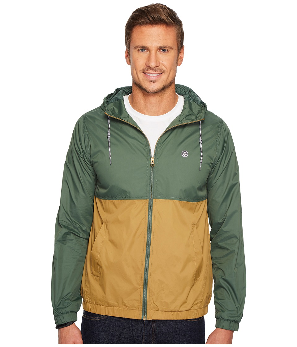Volcom Ermont Jacket (Evergreen) Men