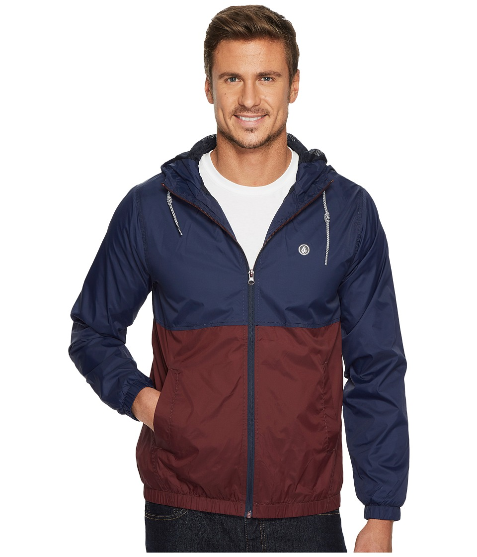 Volcom Ermont Jacket (Indigo) Men