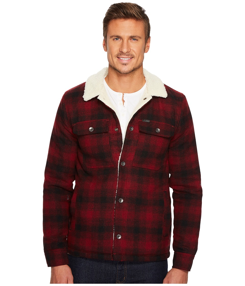 Volcom Keaton Jacket (Plaid) Men