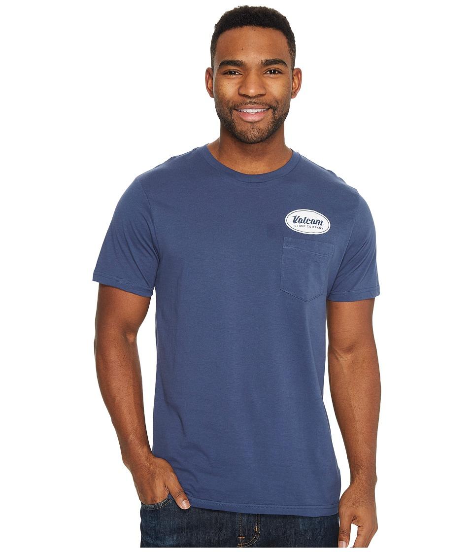 Volcom men 39 s t shirts stylish comfort clothing for Foundry men s polo shirts