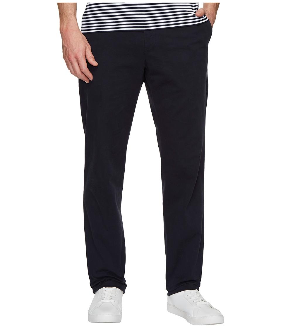 Ralph Lauren Slim Fit Garment Dyed Stretch Cotton Trouser...