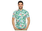 Polo Ralph Lauren Tropical Oxford Short Sleeve Sport Shirt