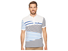 Polo Ralph Lauren Mixed Striped Mesh Polo Knit
