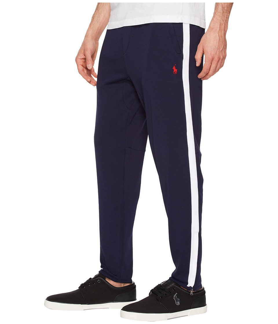 Polo Ralph Lauren - Interlock Jogger Pants (Cruise Navy) Mens Casual Pants