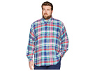 Polo Ralph Lauren Big Tall Linen Long Sleeve Sport Shirt
