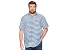 Polo Ralph Lauren Big Tall Linen Short Sleeve Sport Shirt