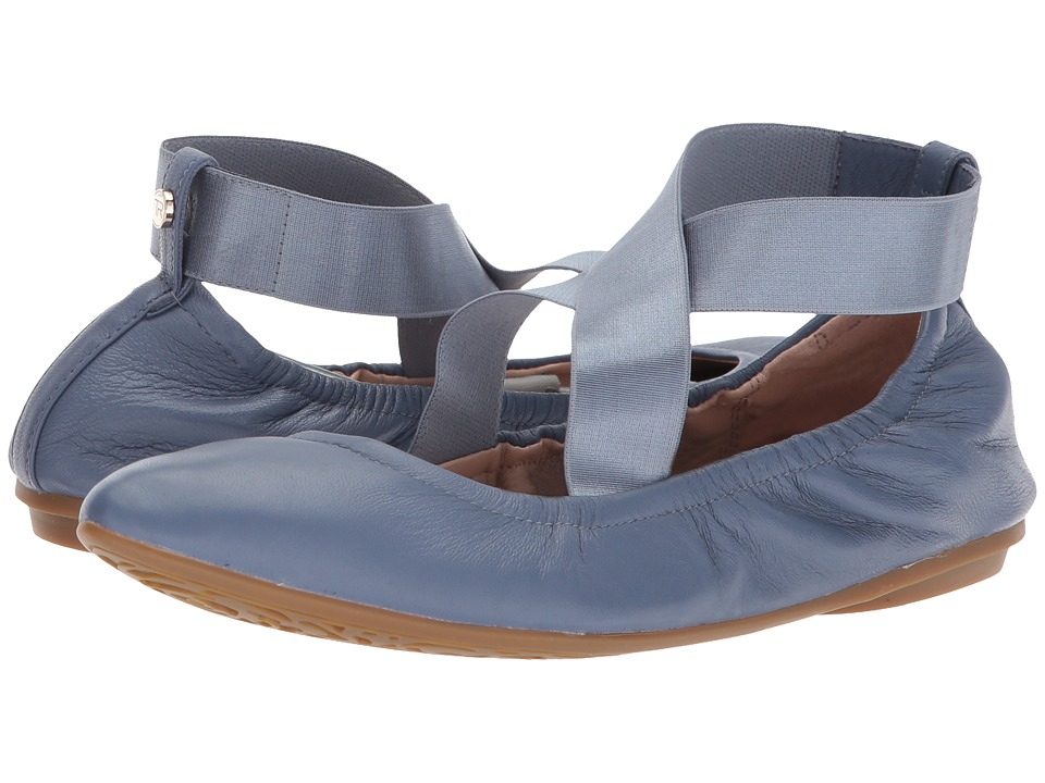 Taryn Rose - Edina (Denim Sheep Nappa) Womens Shoes