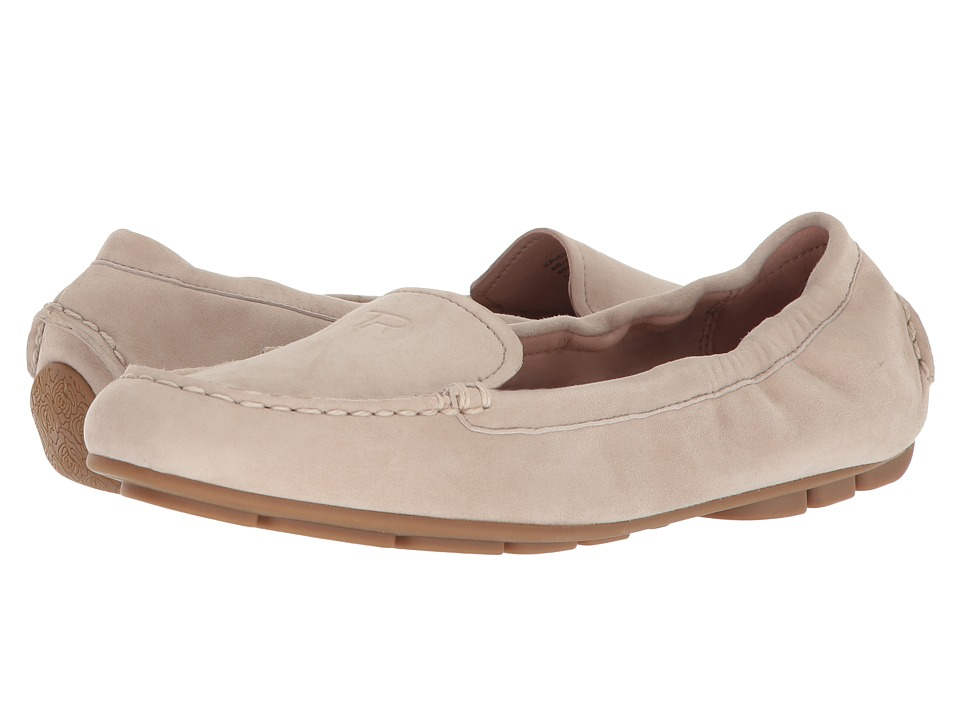 Taryn Rose Kristine (Ceramic Silky Suede) Women's Shoes