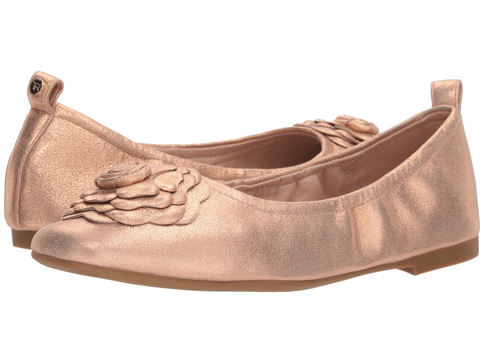 Taryn Rose - Rosalyn (Rose Gold Powder Metallic) Womens Shoes
