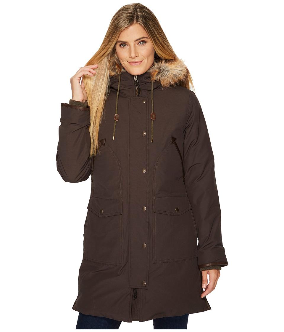 Filson Alaska Down Parka (Slate) Women's Coat
