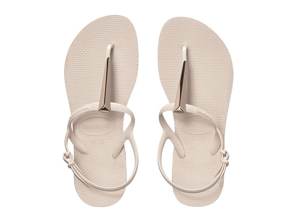 Havaianas Freedom SL Maxi Flip-Flops (Beige) Sandals