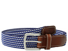Vineyard Vines Fine Stripe Bungee Belt