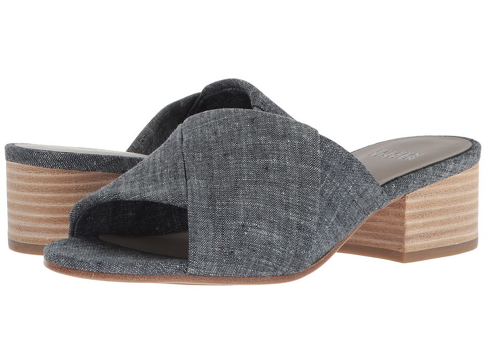 Eileen Fisher Ruche (Denim Chambray) Women's Shoes