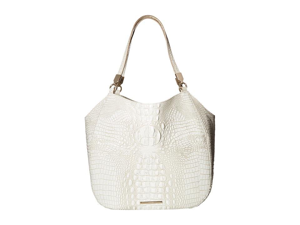 Brahmin - Thelma (Coconut) Tote Handbags