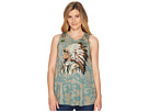Double D Ranchwear Tall Chief Tank Top
